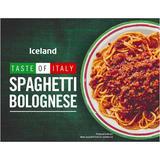 Iceland Spaghetti Bolognese 400g