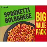 Iceland Spaghetti Bolognese 500g