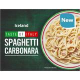 Iceland Spaghetti Carbonara 400g