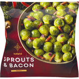 Iceland Sprouts & Bacon 440g