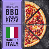Iceland Stonebaked BBQ Meat Feast Pizza 375g