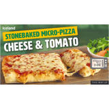 Iceland Stonebaked Micro-Pizza Cheese and Tomato 160g
