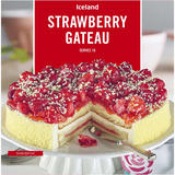 Iceland Strawberry Gateau 1.2kg