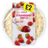 Iceland Strawberry Trifle 500g