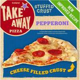 Iceland Stuffed Crust Pepperoni Pizza 429g