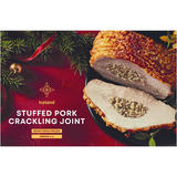 Iceland Stuffed Pork Crackling Joint 1.6kg