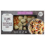 Iceland Sugo Alle Vongole Clams in a Mediterranean Tomato & Herb Sauce 450g