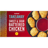 Iceland Sweet & Sour Battered Chicken 228g