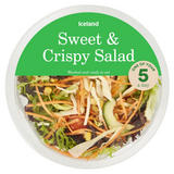 Iceland Sweet and Crispy Salad 242g