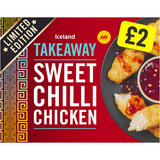 Iceland Sweet Chilli Chicken 250g