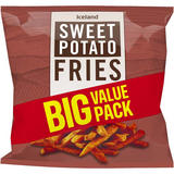 Iceland Sweet Potato Fries 1.25kg