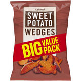 Iceland Sweet Potato Wedges 1.25kg