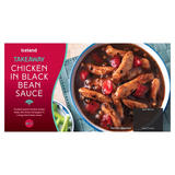 Iceland Takeaway Chicken in Black Bean Sauce 375g