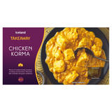 Iceland Takeaway Chicken Korma 375g