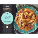 Iceland Takeaway Chicken Satay 375g