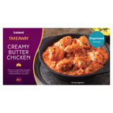 Iceland Takeaway Creamy Butter Chicken 375g
