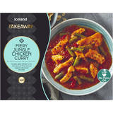 Iceland Takeaway Fiery Jungle Chicken Curry 375g