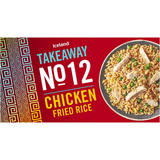 Iceland Takeaway No.12 Chicken Fried Rice 350g