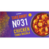 Iceland Takeaway No.31 Chicken Tikka Masala 375g