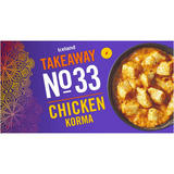 Iceland Takeaway No.33 Chicken Korma 375g