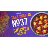 Iceland Takeaway No.37 Chicken Madras 375g