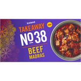 Iceland Takeaway No.38 Beef Madras 375g
