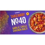 Iceland Takeaway No.40 Garlic Chilli Chicken Balti 375g