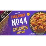 Iceland Takeaway No.44 Chicken Biryani 375g