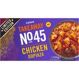 Iceland Takeaway No.45 Chicken Dopiaza 375g