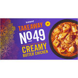Iceland Takeaway No.49 Creamy Butter Chicken 375g