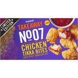 Iceland Takeaway No.7 Chicken Tikka Bites with Spicy Tandoori Dip 215g