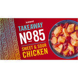 Iceland Takeaway No.85 Sweet and Sour Chicken 375g