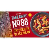 Iceland Takeaway No.88 Chicken In Black Bean Sauce 375g