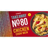 Iceland Takeaway No. 80 Chicken Chow Mein  375g