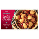 Iceland Takeaway Salt & Pepper Chicken 242g