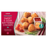 Iceland Takeaway Sweet & Sour Battered Chicken 228g