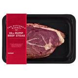 Iceland the Butcher's Market 16oz Rump Beef Steak 454g