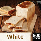 Iceland Thick Sliced White Bread 800g