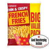 Iceland Thin & Crispy French Fries 2.55kg