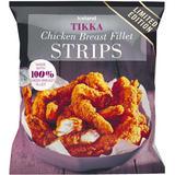 Iceland Tikka Chicken Breast Fillet Strips 550g