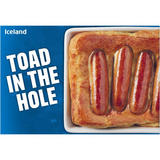 Iceland Toad in the Hole 300g