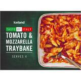 Iceland Tomato & Mozzarella Traybake 1.2kg