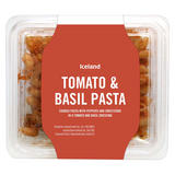 Iceland Tomato and Basil Pasta 400g