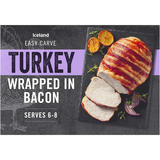 Iceland Turkey Wrapped in Bacon 1.15kg