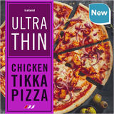 Iceland Ultra Thin Chicken Tikka Pizza 345g