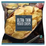 Iceland Ultra Thin Potato Crisps 550g