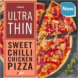 Iceland Ultra Thin Sweet Chilli Chicken Pizza 335g