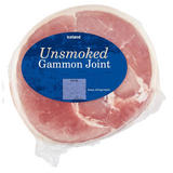 Iceland Unsmoked Gammon Joint 1Kg