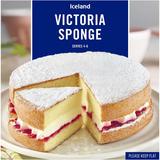 Iceland Victoria Sponge 375g