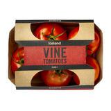 Iceland Vine Tomatoes 500g